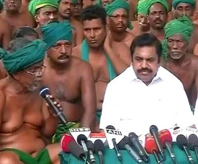 India News - Latest World & Political News - Current News Headlines in India - Will speak to PM: Tamil CM Palaniswami after meeting protesting farmers