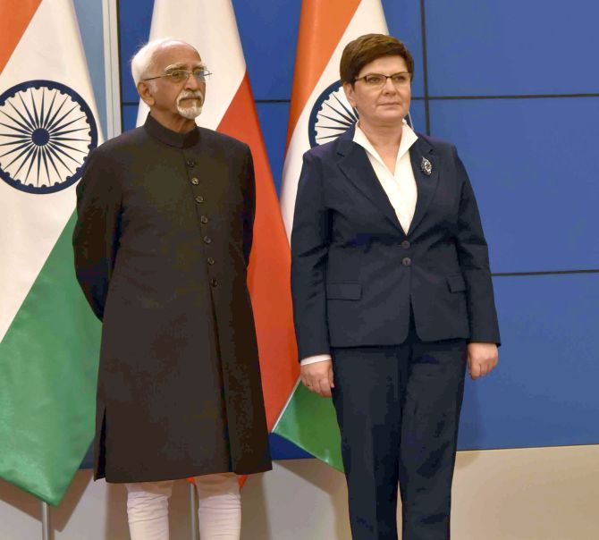 India News - Latest World & Political News - Current News Headlines in India - Poland assures support for India's bid for NSG membership, UNSC seat