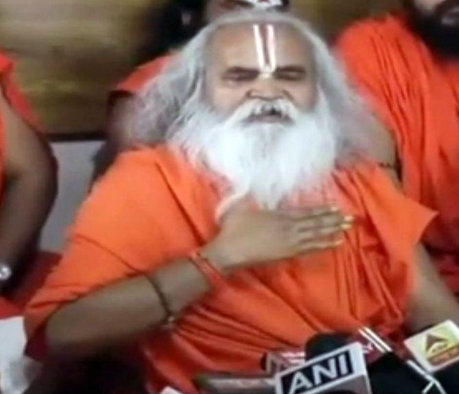 India News - Latest World & Political News - Current News Headlines in India - Not Advani, I incited kar sevaks to raze Babri mosque: Ex-BJP MP