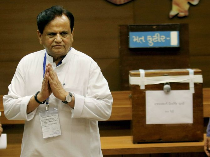 India News - Latest World & Political News - Current News Headlines in India - Don't mess with Ahmed Patel