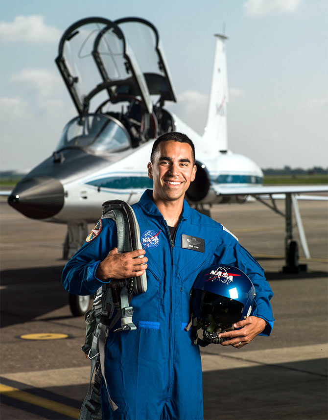 Latest News from India - Get Ahead - Careers, Health and Fitness, Personal Finance Headlines - The next Indian astronaut
