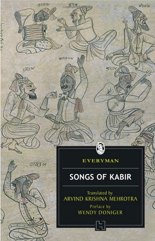 Bookcover: Songs of Kabir