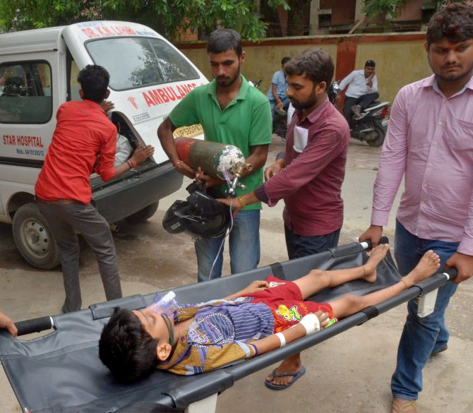 India News - Latest World & Political News - Current News Headlines in India - Gorakhpur tragedy: Inquiry blames oxygen supply firm, silent on cause of death