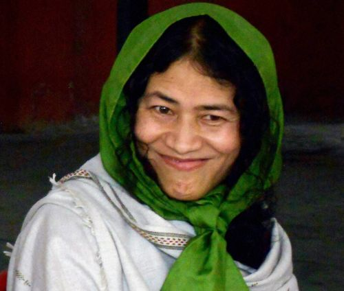India News - Latest World & Political News - Current News Headlines in India - Irom Sharmila ties knot with British partner in Kodaikanal