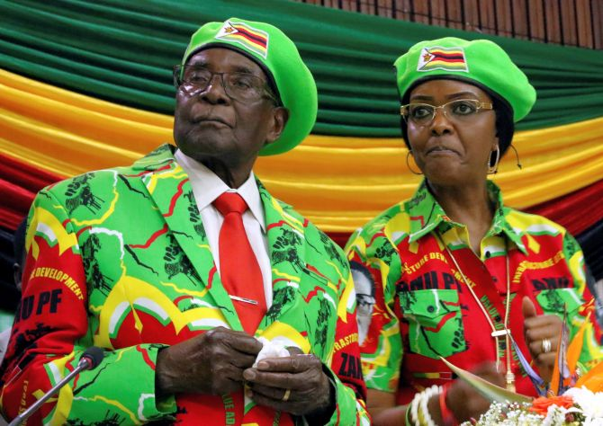 India News - Latest World & Political News - Current News Headlines in India - How Mugabe plunged Zimbabwe into an abyss of despair