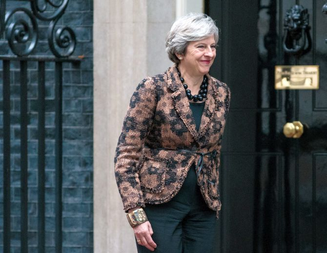 India News - Latest World & Political News - Current News Headlines in India - Plot to assassinate British Prime Minister May foiled