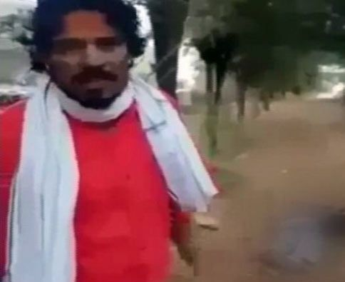 India News - Latest World & Political News - Current News Headlines in India - Man burns labourer alive over 'love jihad'; video goes viral