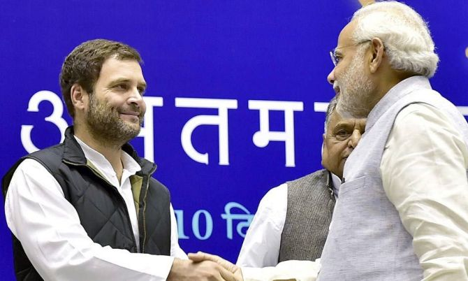 India News - Latest World & Political News - Current News Headlines in India - From neech to Aurangzebi raj: The war of words between BJP and Congress