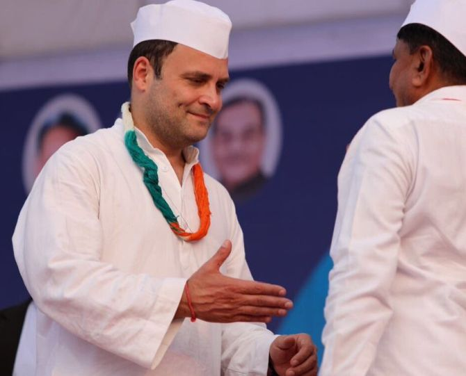 India News - Latest World & Political News - Current News Headlines in India - Rahul Gandhi: From reluctant heir to Congress chief