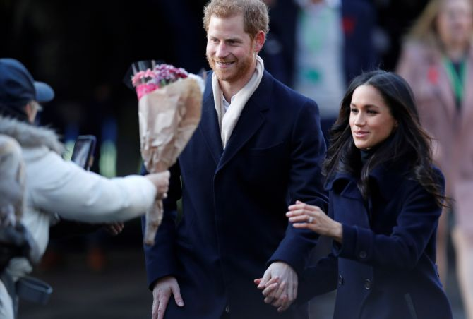 Obama, Trump, Theresa May not on Prince Harry's wedding guest list