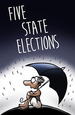 5-State Assembly Election 2017