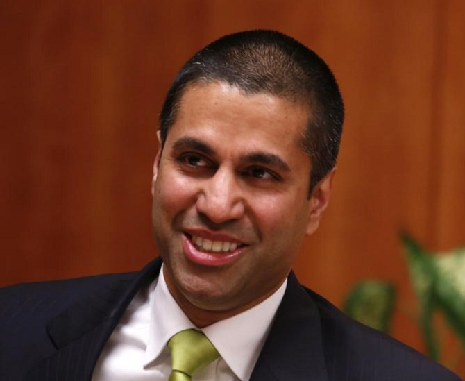 Trump's choice: The importance of being Ajit Pai