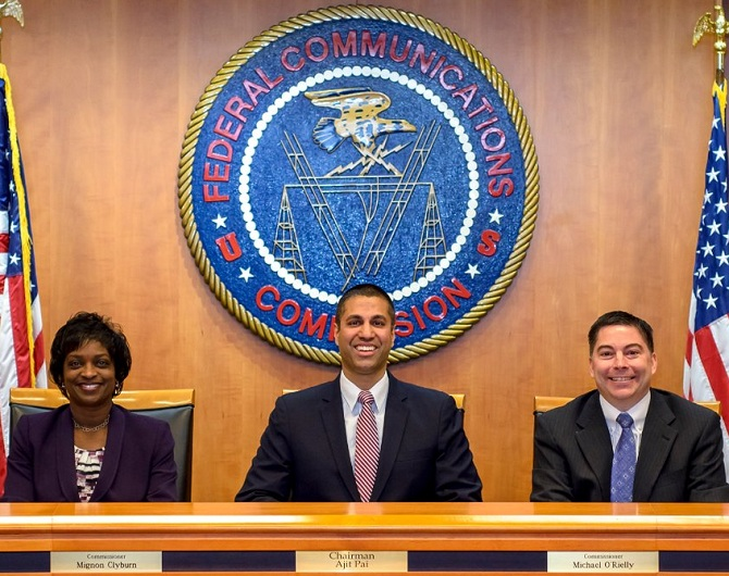 Indian American chosen as FCC Chairman