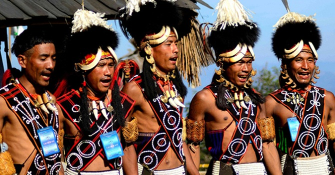 tribal groups in india