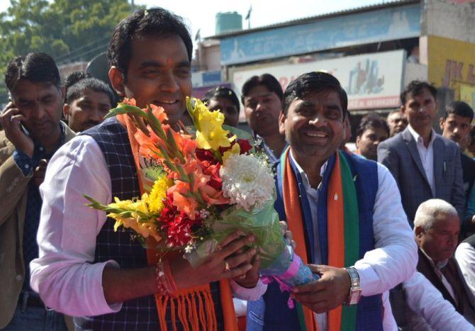 SP seeks to drub BJP in Noida's 'battle of prestige'