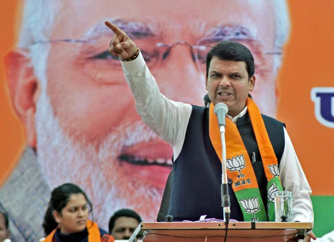 India News - Latest World & Political News - Current News Headlines in India - Fadnavis emerges as BJP's face in Maha civic polls campaign