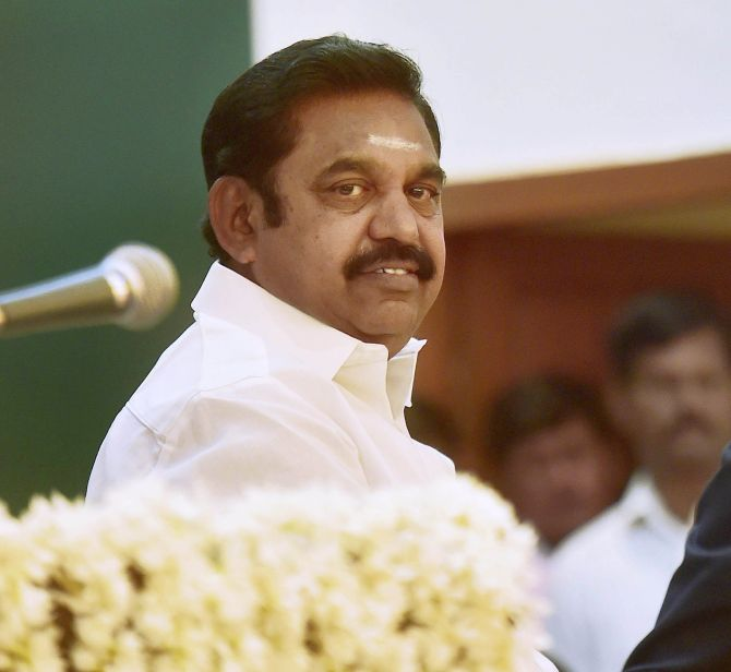 India News - Latest World & Political News - Current News Headlines in India - Palaniswami wins trust vote after high drama, DMK expulsion