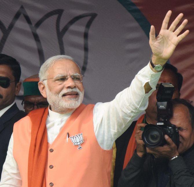 Agar Ramzan me bijli aati hai, to Diwali me bhi aani chahiye: PM in UP