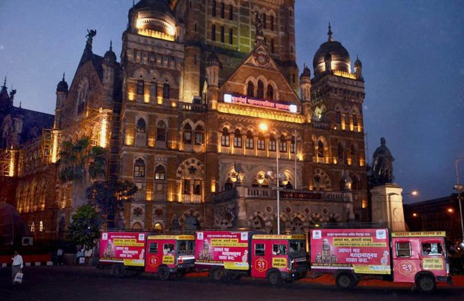India News - Latest World & Political News - Current News Headlines in India - BMC, 9 other Maha civic bodies go to polls tomorrow