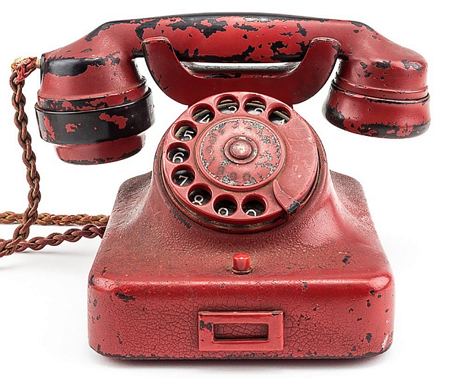 India News - Latest World & Political News - Current News Headlines in India - Someone bought Hitler's dreaded red telephone for Rs 1.6 crore