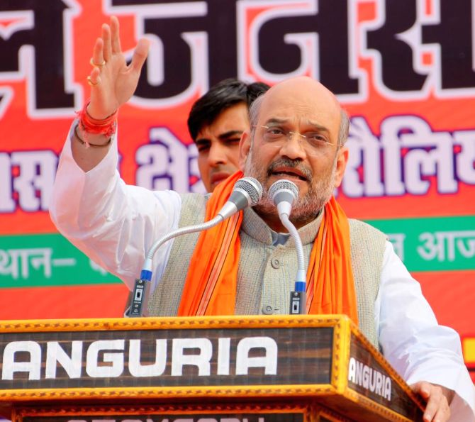 Battle of acronyms continues in UP, Shah calls Oppn KASAB