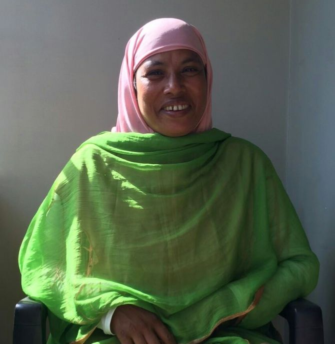 Meet Manipur's first Muslim woman candidate