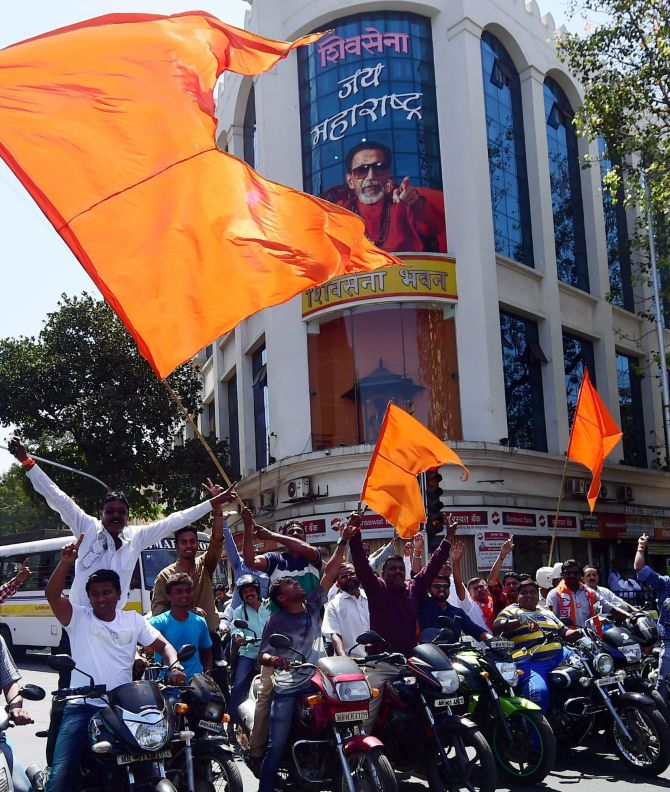 India News - Latest World & Political News - Current News Headlines in India - Maha Verdict: Sena on top in Mumbai but BJP has last laugh