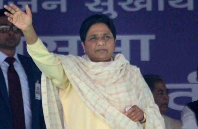 Maya calls Shah 'Kasab'; Rahul takes on PM