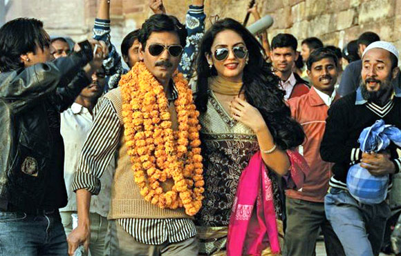 Gangs of Wasseypur, a film on crime and politics