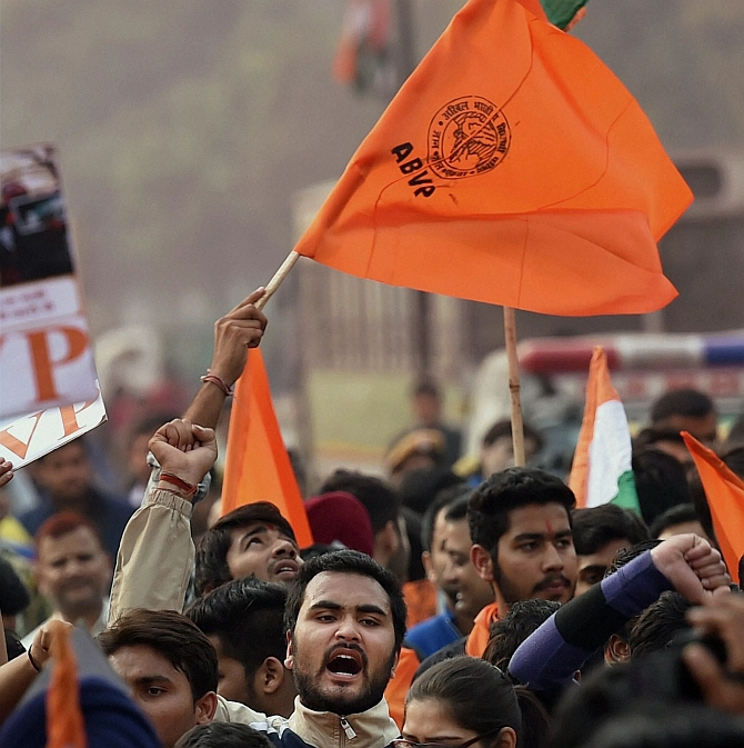India News - Latest World & Political News - Current News Headlines in India - 'The times are bad': Ramjas scare threatens free speech
