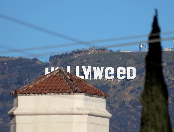 India News - Latest World & Political News - Current News Headlines in India - PHOTOS: When Hollywood became Hollyweed