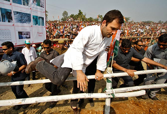 India News - Latest World & Political News - Current News Headlines in India - Why hope is running out for the Congress