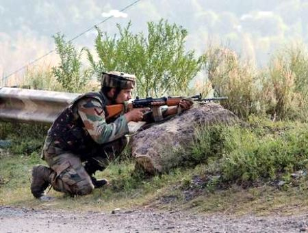 India News - Latest World & Political News - Current News Headlines in India - Terrorist killed in encounter in Kupwara