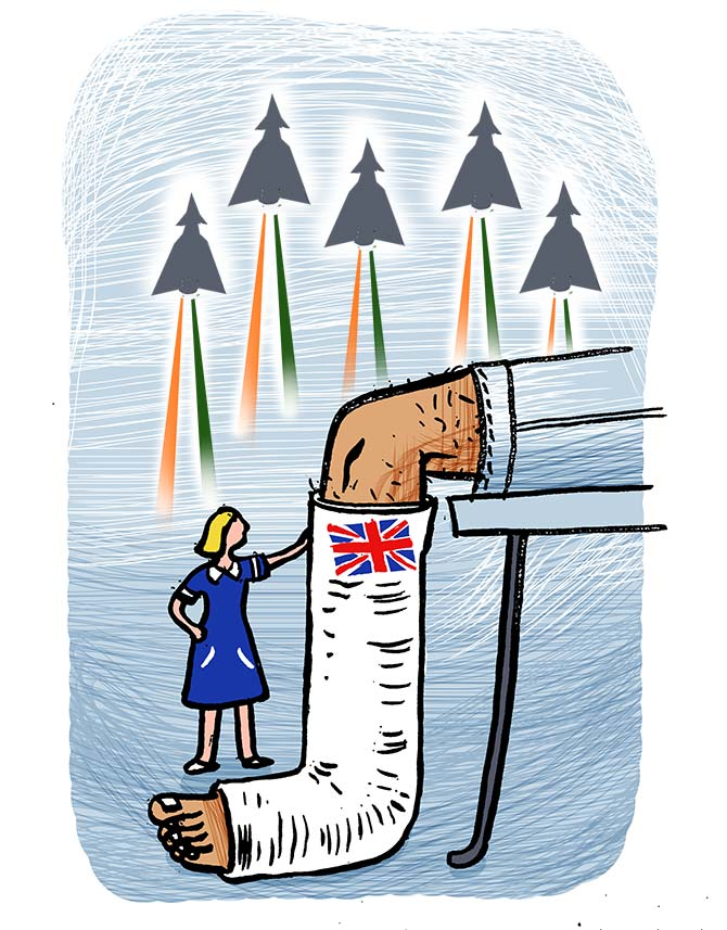 India News - Latest World & Political News - Current News Headlines in India - What I learnt after fracturing my foot in the UK