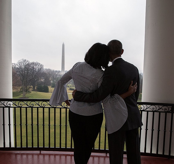 India News - Latest World & Political News - Current News Headlines in India - Obamas launch foundation after leaving White House