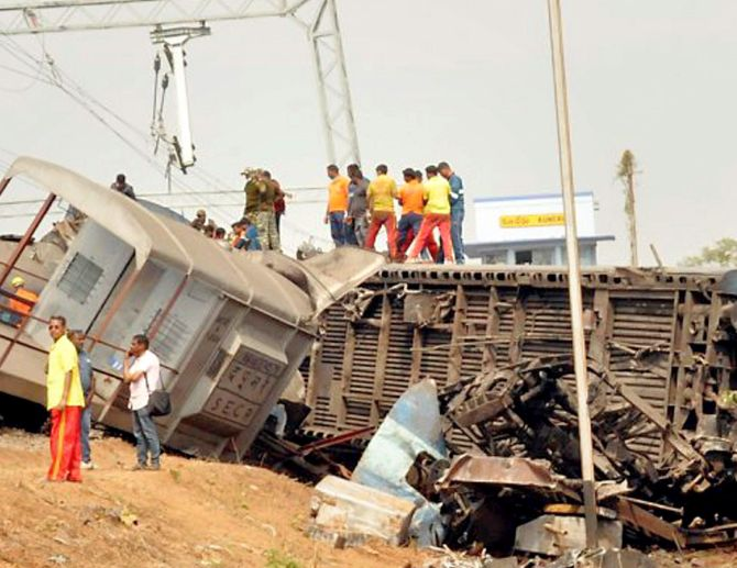 India News - Latest World & Political News - Current News Headlines in India - 'Lucky enough to be alive': Train survivors recall brush with death