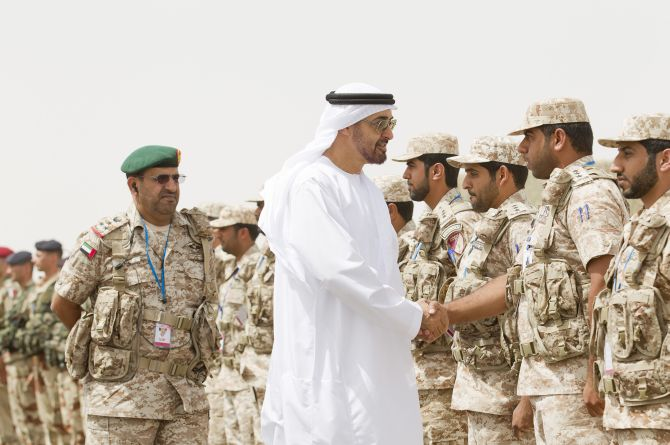 India News - Latest World & Political News - Current News Headlines in India - UAE troops to lead this year's R-Day parade