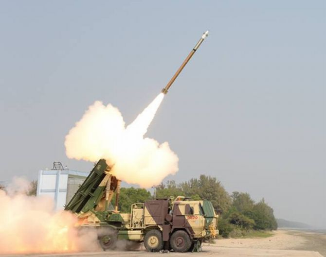 India News - Latest World & Political News - Current News Headlines in India - Guided Pinaka rocket successfully test-fired