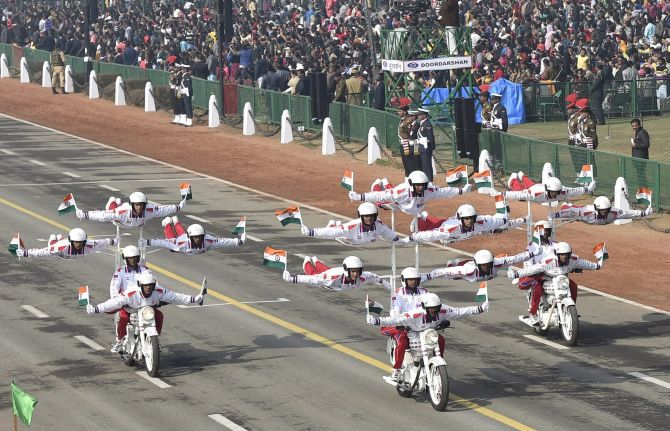 India News - Latest World & Political News - Current News Headlines in India - PHOTOS: Here's why you can't miss the R-Day parade