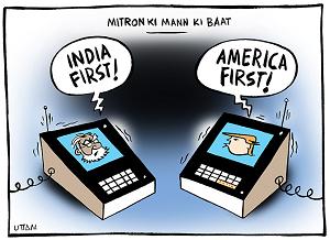 India News - Latest World & Political News - Current News Headlines in India - Uttam's Take: Trump Calls