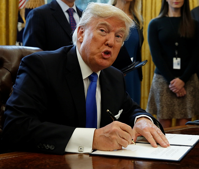 India News - Latest World & Political News - Current News Headlines in India - New immigration order next week to address concerns of court: Trump