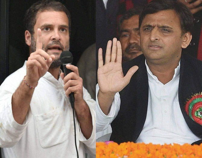 Congress haggles with SP over Amethi, Rae Bareli seats