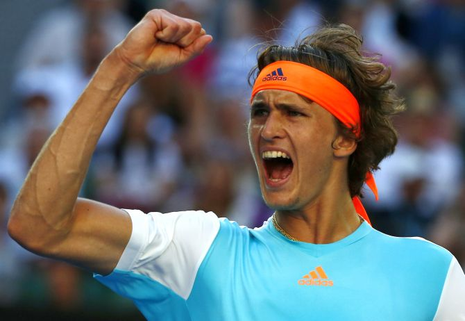 Alexander 'Sacha' Zverev wants 'to keep playing good tennis and keep getting up there'