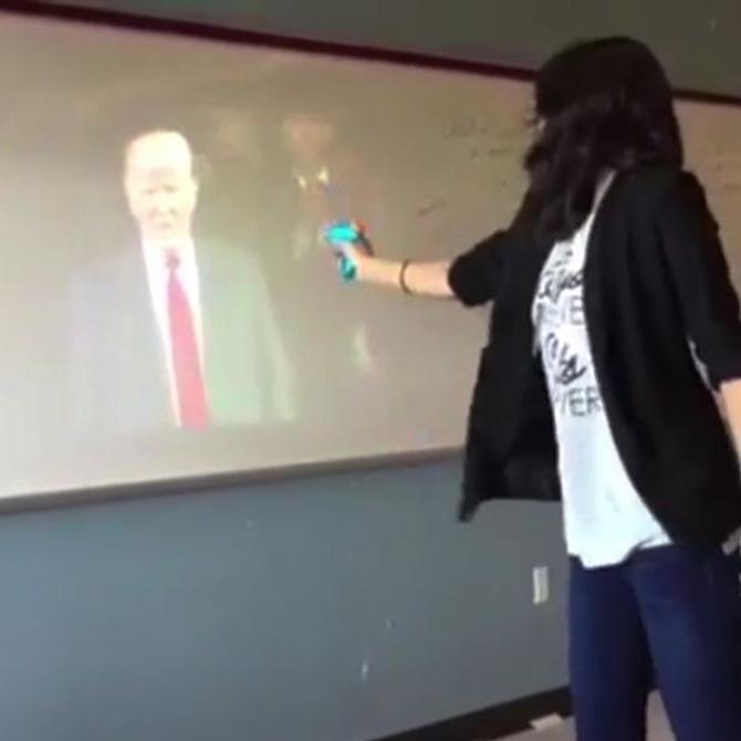 Indian-origin Teacher Suspended For Mock Trump