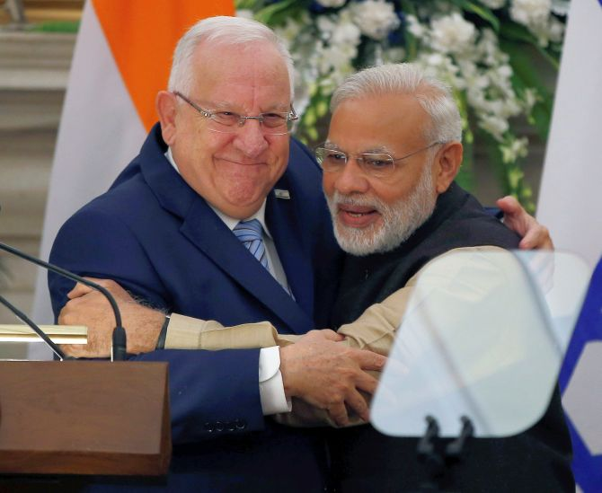 India News - Latest World & Political News - Current News Headlines in India - 'India's ties with Israel are special'