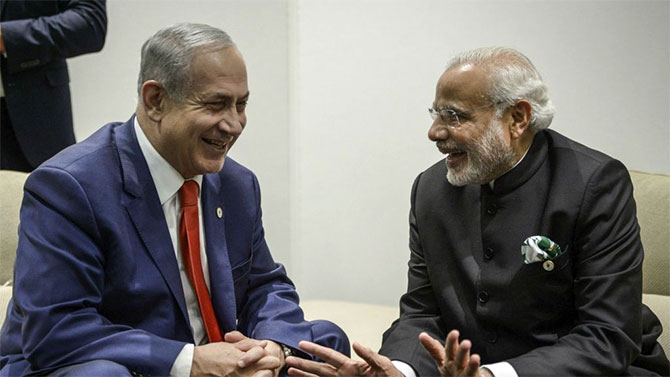 India News - Latest World & Political News - Current News Headlines in India - Revealed: 5 outcomes from Modi's Israel visit