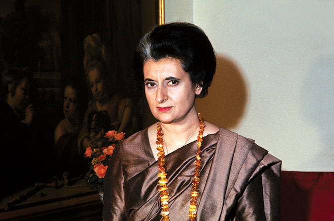 India News - Latest World & Political News - Current News Headlines in India - 'Indira Gandhi was the James Bond of power politics'
