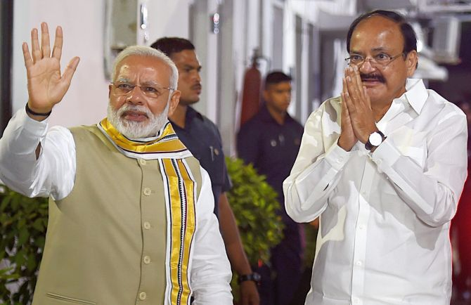 India News - Latest World & Political News - Current News Headlines in India - Naidu as VP nominee balances north-south politics of NDA
