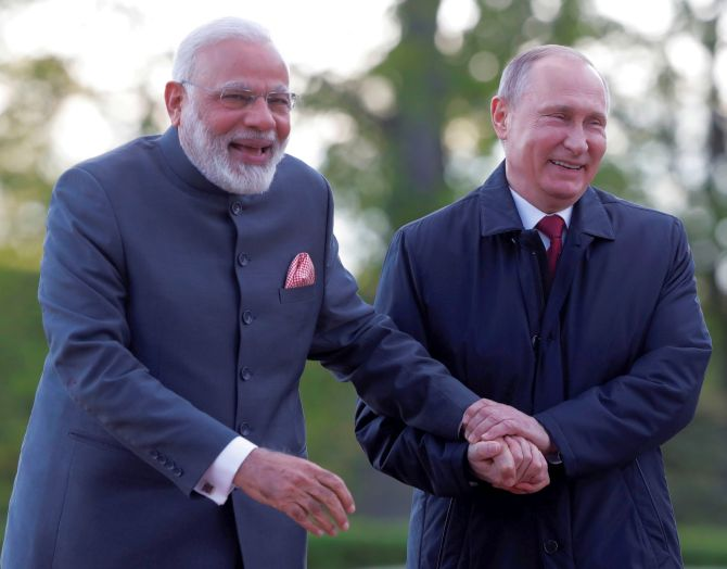 India News - Latest World & Political News - Current News Headlines in India - Trust is crucial to India-Russia defence ties