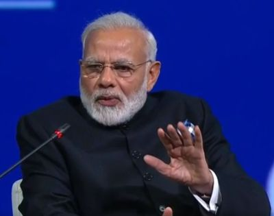 PM Modi can take swipe at Pak, claims some nations are arming terrorists